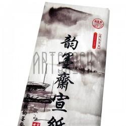 Рисовая бумага для каллиграфии и китайской живописи, 69 x 137.5 см., 1 лист