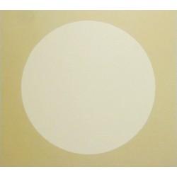 Акварельная бумага в паспарту на глянцевом картоне, 26.8 х 23.8 см. для китайской живописи гунби и сеи