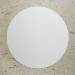 Художественная бумага в паспарту из рисовой бумаги на картоне для китайской живописи, 33 х 32.7 см.