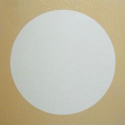 Художественная бумага в паспарту из фактурной бумаги на плотном картоне, 33 х 32.7 см. для китайской живописи
