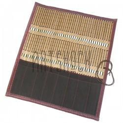 Пенал - коврик для кистей бамбуковый, 31.5 x 36 см., REGINA, арт.: 31536 купить в Киеве и Украине