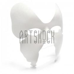 """Венецианская карнавальная маска """"Бабочка"""", с резинкой, 18 см. x 18 см."""