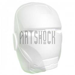"""Заготовка карнавальной маски на Хэллоуин """"Iron Man"""", с резинкой, 17 см. х 23 см."""