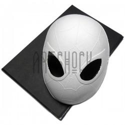 """Заготовка карнавальной маски на Хэллоуин """"Spider Man"""", с резинкой, 16.5 см. х 22.5 см. для утренников и праздников"""