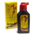 Тушь китайская жидкая черная для каллиграфии, флакон 100 мл., CEZEN