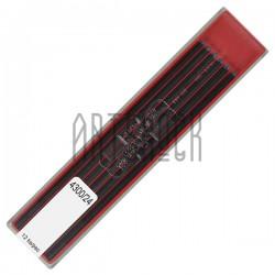 Черные грифели (стержни) для цангового карандаша, Ø2 мм., COLORAMA, Koh-I-Noor