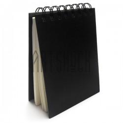 Блокнот для зарисовок (набросков) на спирали, Sketchbook A6, 50 листов, 142 х 105 мм., POTENTATE