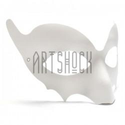 """Венецианская карнавальная маска """"Летучая мышь"""", с резинкой, 19.5 см. х 15 см."""