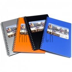 Альбом для эскизов на спирали, SKETCH BOOK, 25 листов, 190 x 260 мм., Arthen | Скетчбуки для рисования в Киеве и Украине