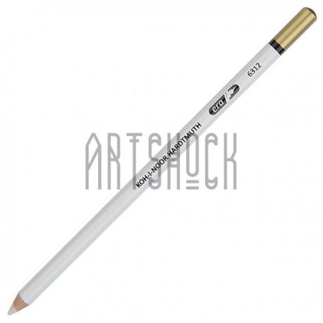 Ластик - карандаш ERA, Koh-i-Noor в деревянном корпусе, арт.: 6312 | Товары и аксессуары для рисования и графики