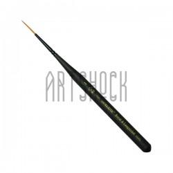 """Кисть - лайнер синтетическая №1 """"Liner mini MAJESTIC"""", круглая, Royal & Langnickel ⚬ Купить кисти для рисования на ногтях"""