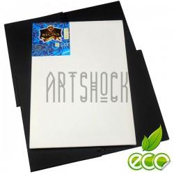 Холст хлопок на подрамнике мелкозернистый, грунтованный, р-р: 100x140 см., REGINA