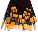 Кисть синтетическая Ripe Cherry (101140), плоская, CONDA