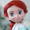Материалы для изготовления кукол (глаза, носы, парики)